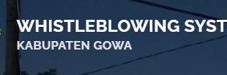 Whistleblowing System Kabupaten Gowa